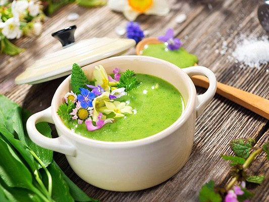 Mint-Flavoured Bisque